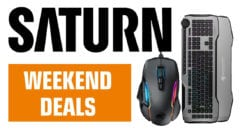 Saturn Weekend Deals Roccat