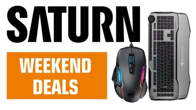 Saturn Weekend Deals Roccat