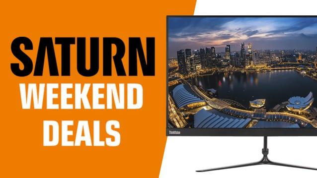 Bei Saturn gibt es neue Weekend Deals mit neuen Angeboten