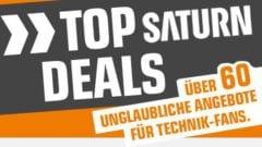 Bei Saturn gibt es derzeit die Top Deals