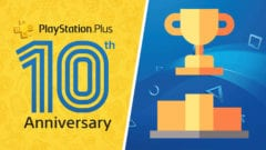 10 Anniversary PS Plus