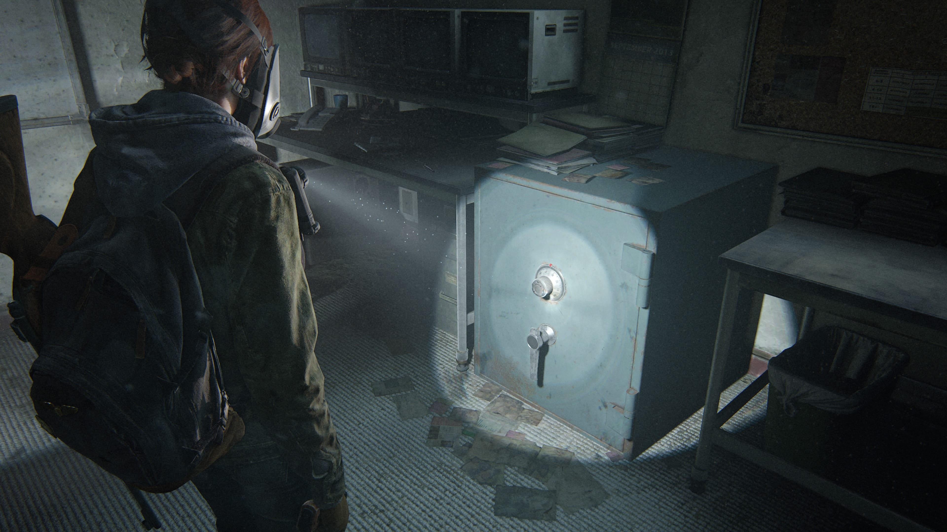 The Last of Us 2 Tresor 1