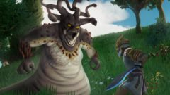 Gods and Monsters Medusa