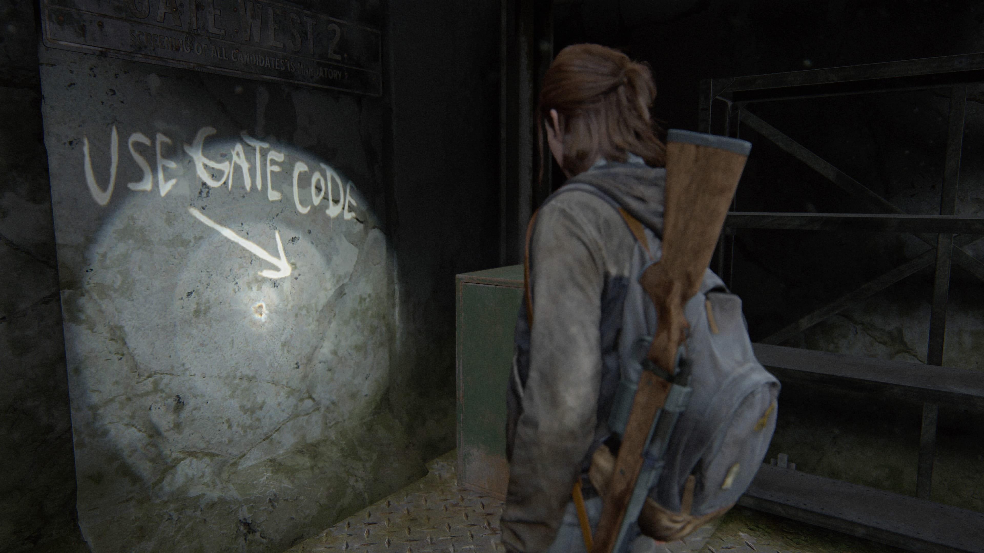 The Last of Us 2 Tresor 2
