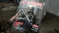 The Last of Us 2 Trainingsbücher Fundorte