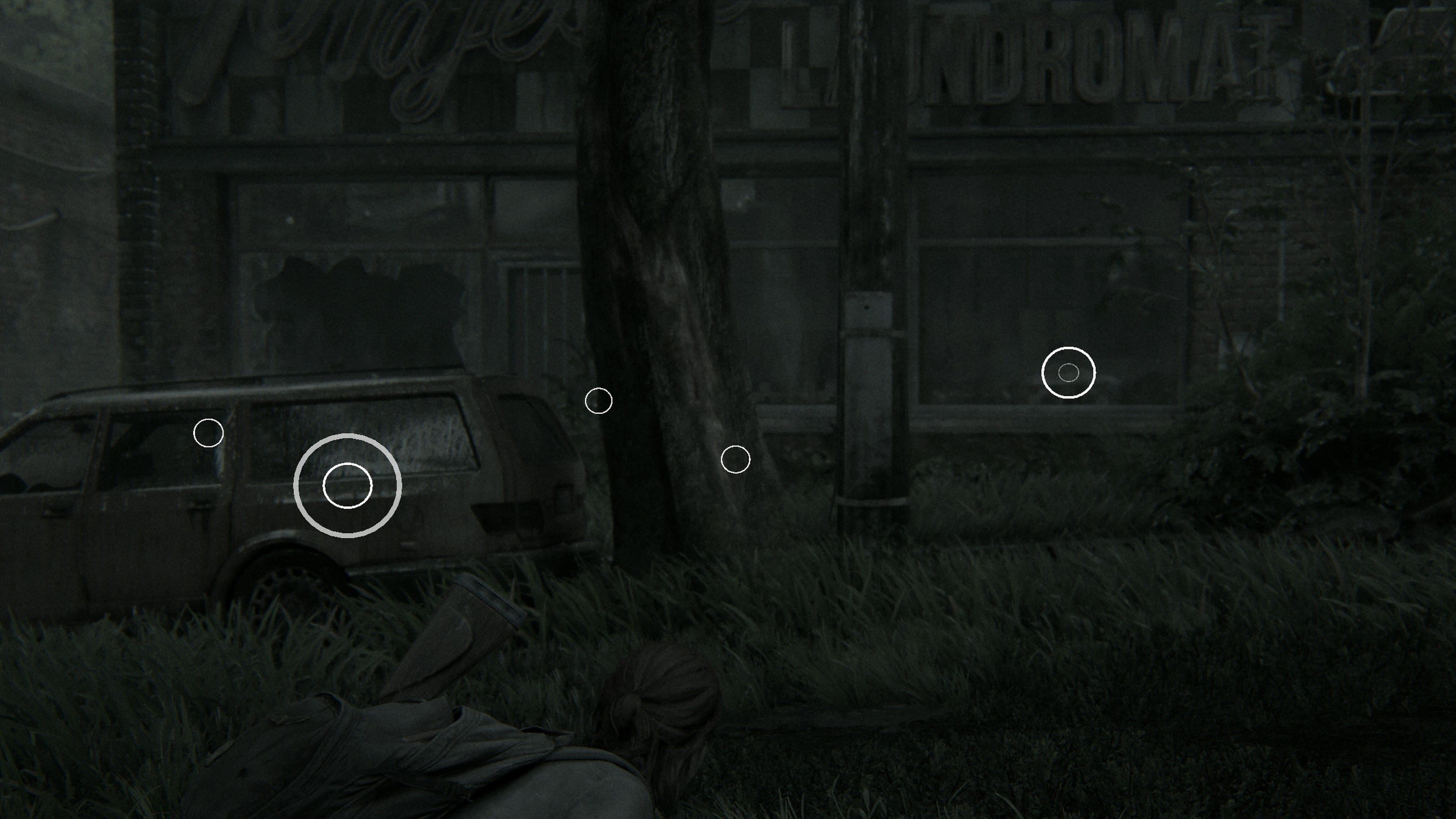 The Last of Us 2 Lauschmodus Barrierefreiheit