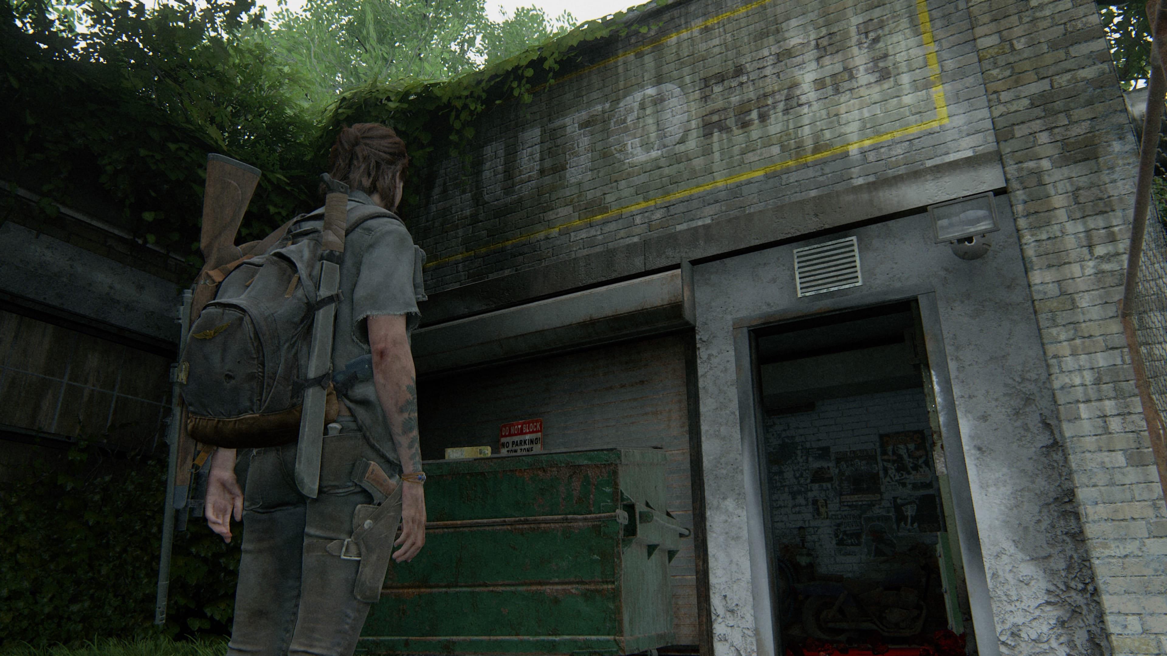 The Last of Us 2  Pistolenholster