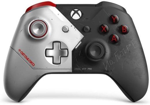 Xbox One X Cyberpunk 2077 Controller