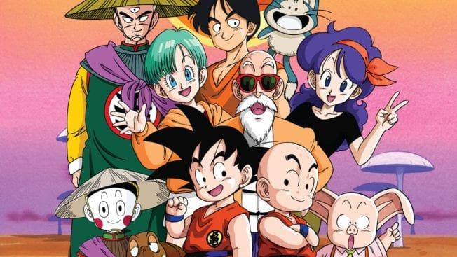 Dragon Ball, Anime