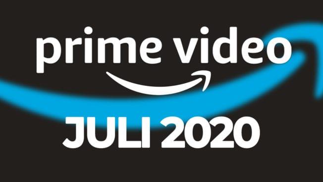 Amazon Prime Video Juli 2020