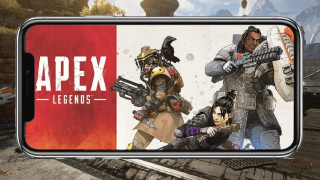 Apex Legends Handy
