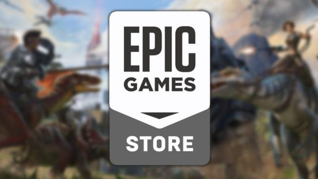 Ark Survival Evolved Epic Games Store