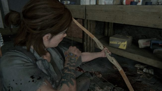 The Last of Us 2 Bogen
