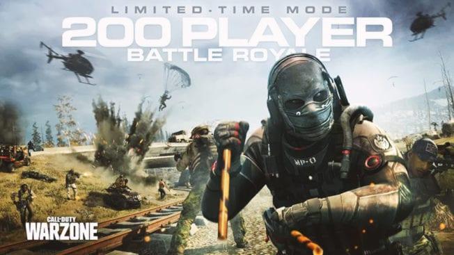 Call of Duty Warzone Season 4 Reloaded