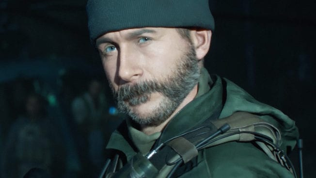 Captain Price Call of Duty