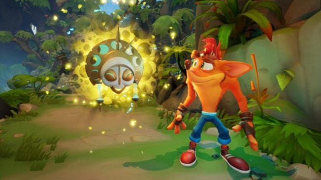 Crash Bandicoot 4 Abenteuer