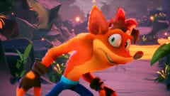 Crash Bandicoot 4 Crash in It's About Time
