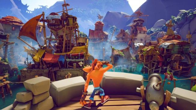 Crash Bandicoot 4: Neue Welten