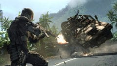 Crysis Remastered Gameplay-Trailer