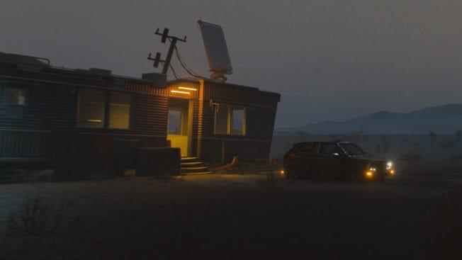 Cyberpunk 2077 Badlands Trailer Auto