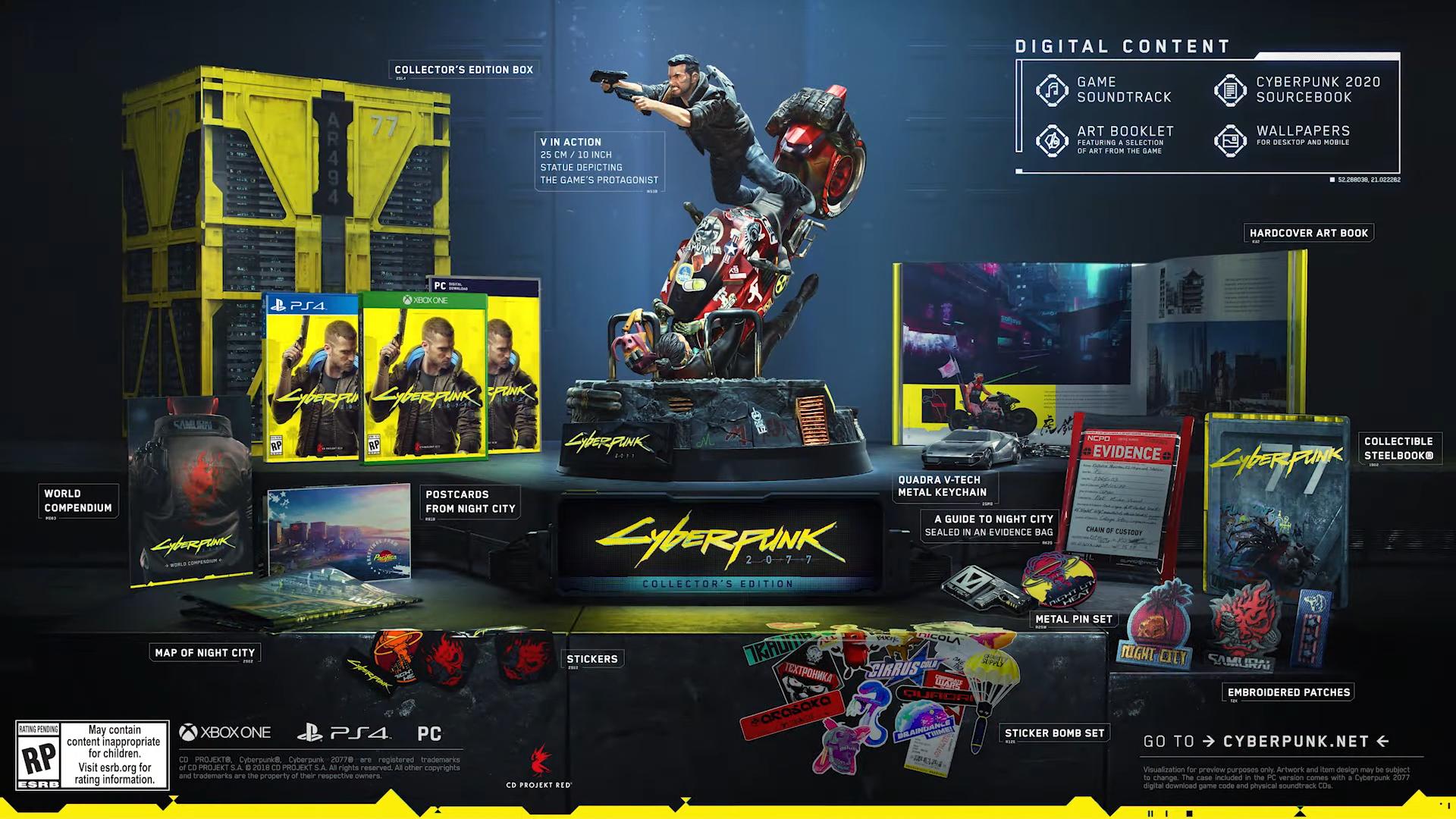 Cyberpunk 2077 - Collector's