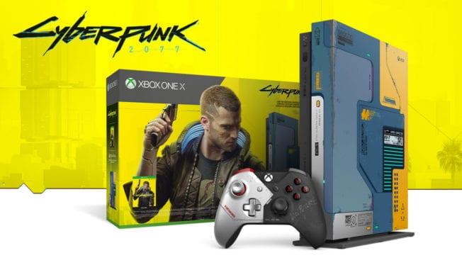Cyberpunk 2077 Xbox One X