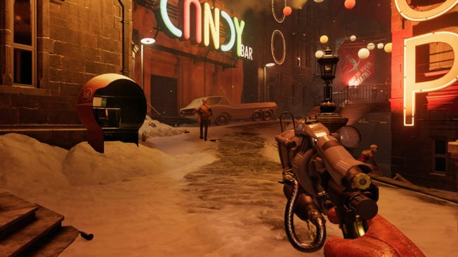 Deathloop First-Person-Shooter