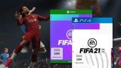 FIFA 21 vorbestellen