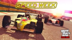 GTA Online Speed Week