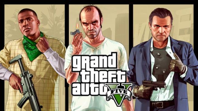 GTA 5 für PS5