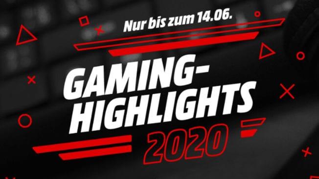 MediaMarkt Gaming Highlights 2020