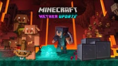 Minecraft Nether-Update