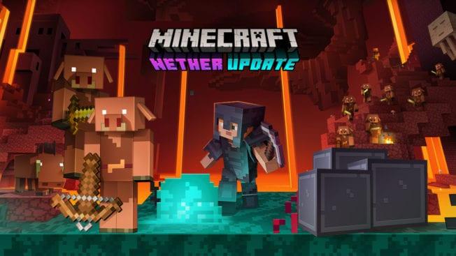 Minecraft Nether-Update
