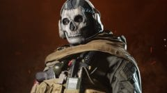 Ghost in Call of Duty
