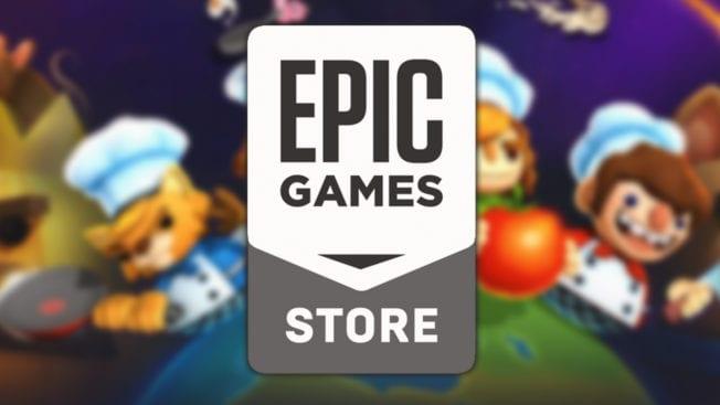 Overcooked Epic Games Store Juni 2020