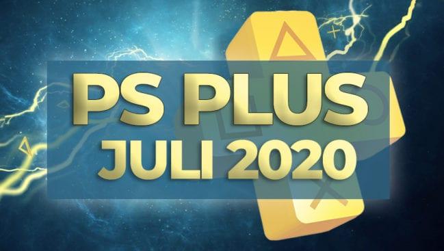 PS Plus Juli 2020