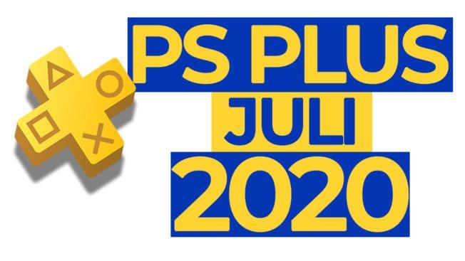 PlayStation Plus Juli 2020