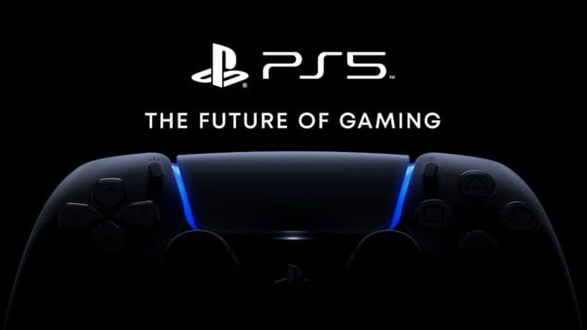 PlayStation 5 Reveal Event PS5