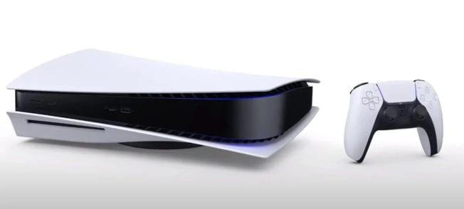 PS5 kann horizontal hingestellt werden