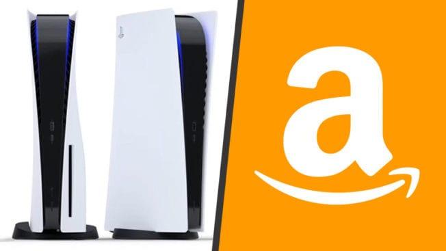 PS5 bei Amazon