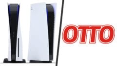 PS5 bei Otto