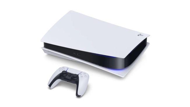 PS5 kann seitlich hingestellt werden
