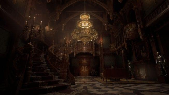 Resident Evil 8 Burg