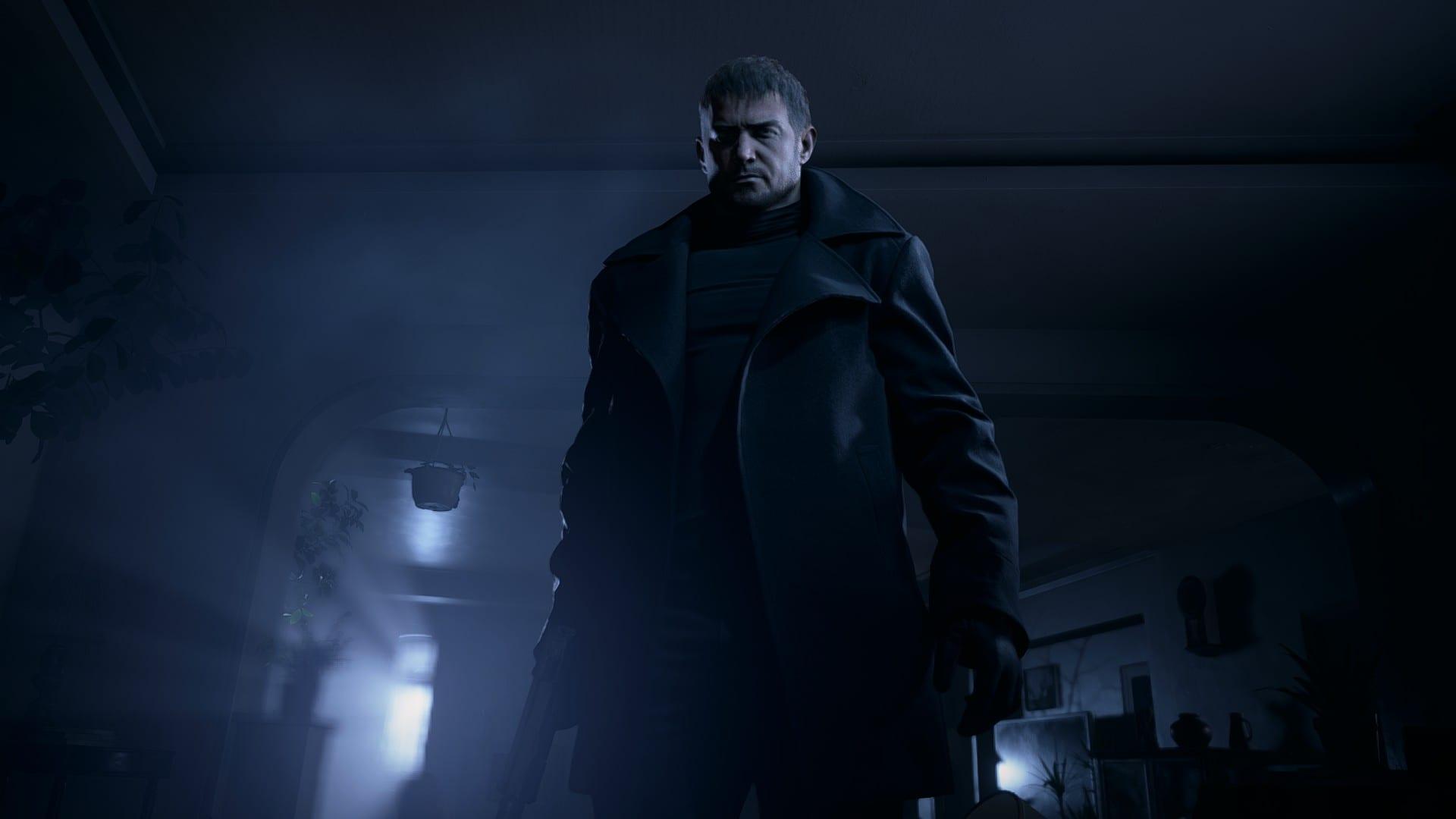 Resident Evil 8 Chris Redfield