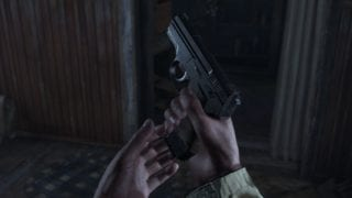 Resident Evil 8 First-Person
