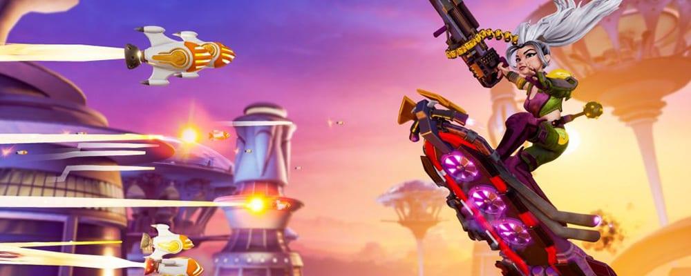 Rocket Arena Teaser-Bild