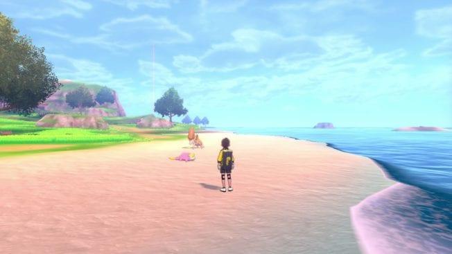 Pokémon Schwert Schild DLC Insel der Rüstung