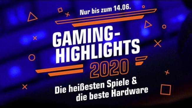 Saturn Gaming Highlights 2020
