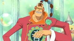 Scratchmen Apoo aus One Piece