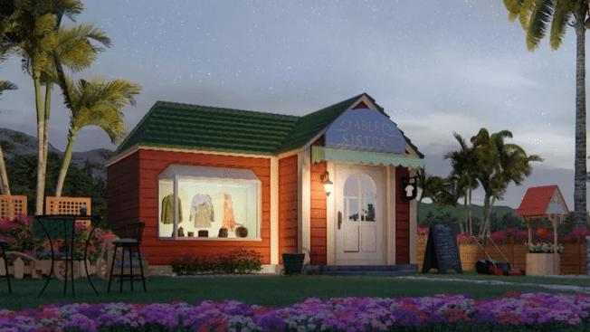 Animal Crossing New Horizons in fotorealistisch